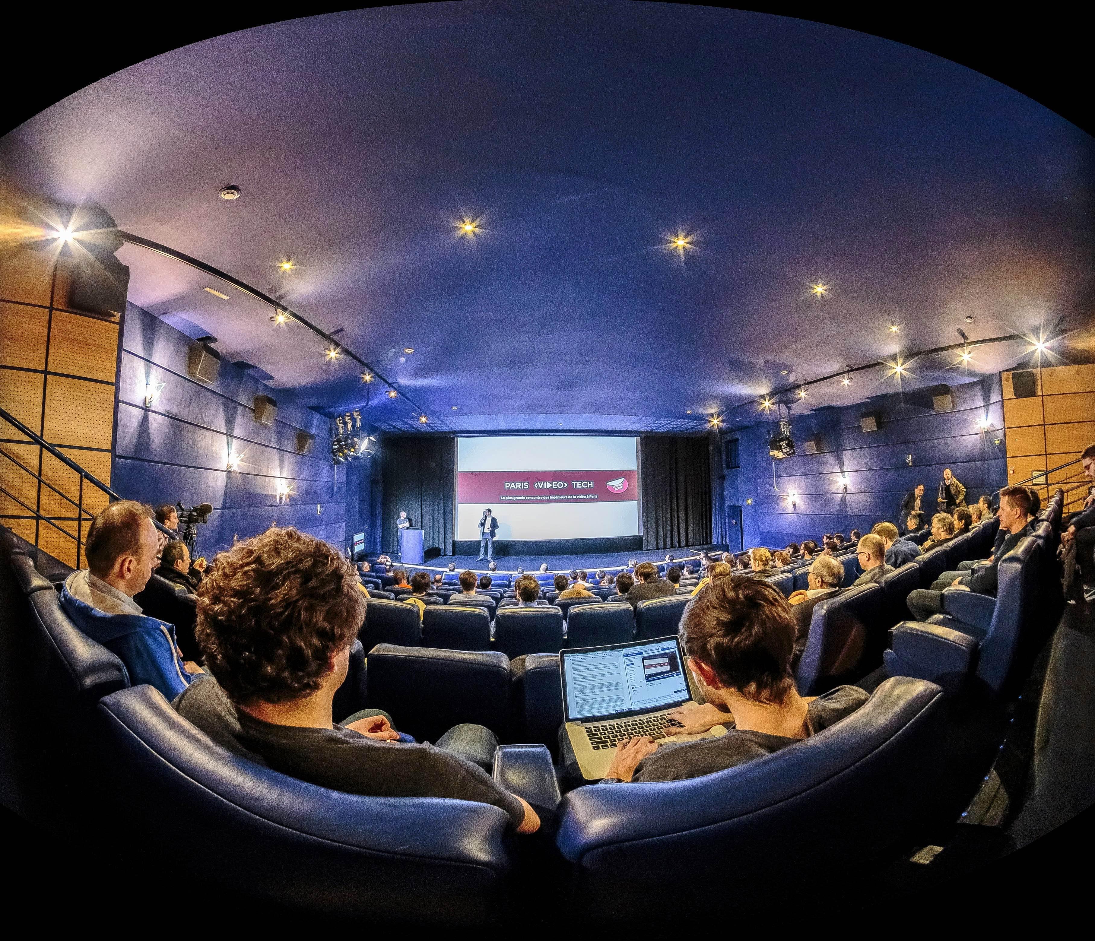 Paris video tech france télévisions